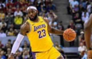 NBA FİNALİNDE İLK GALİBİYET LAKERS'IN